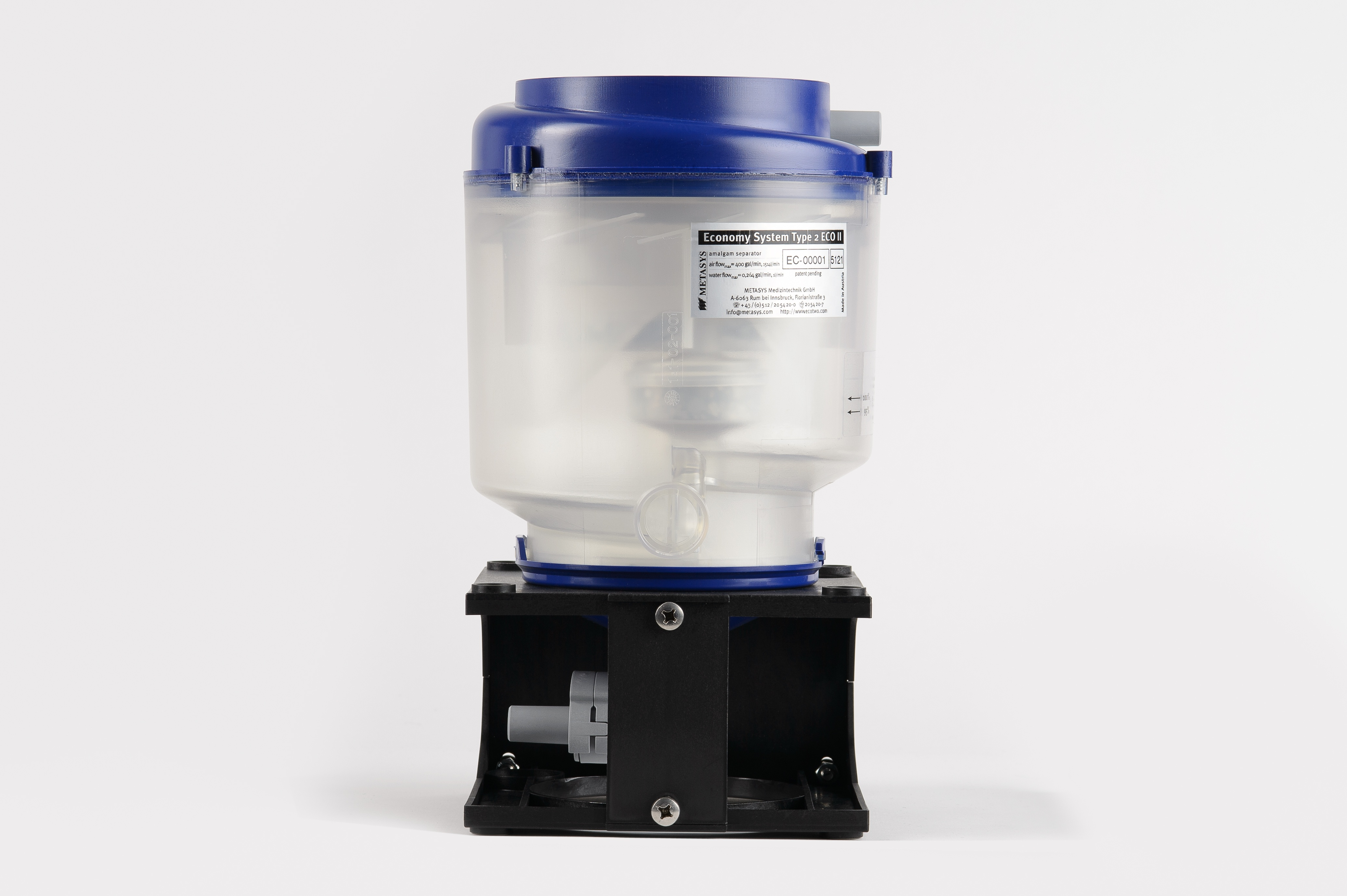 The Eco Ii Amalgam Separator