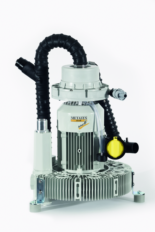 EXCOM Hybrid 6 Dry Vacuum Systems
