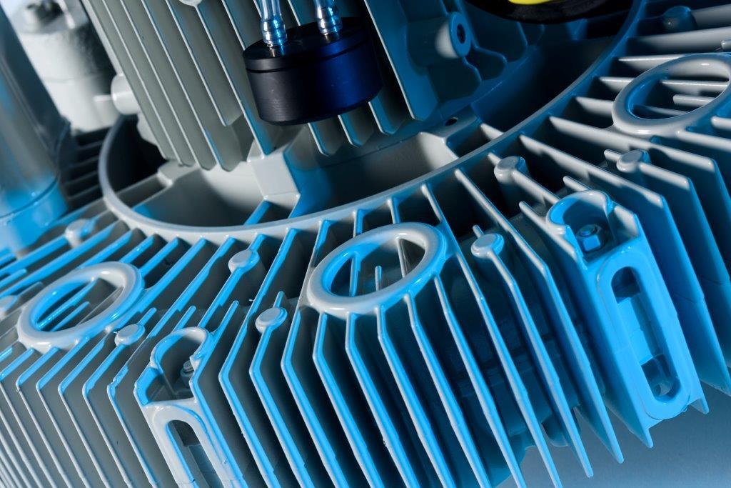 EXCOM Hybrid 6 - Central Vacuum System