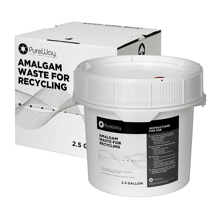 Amalgam Waste