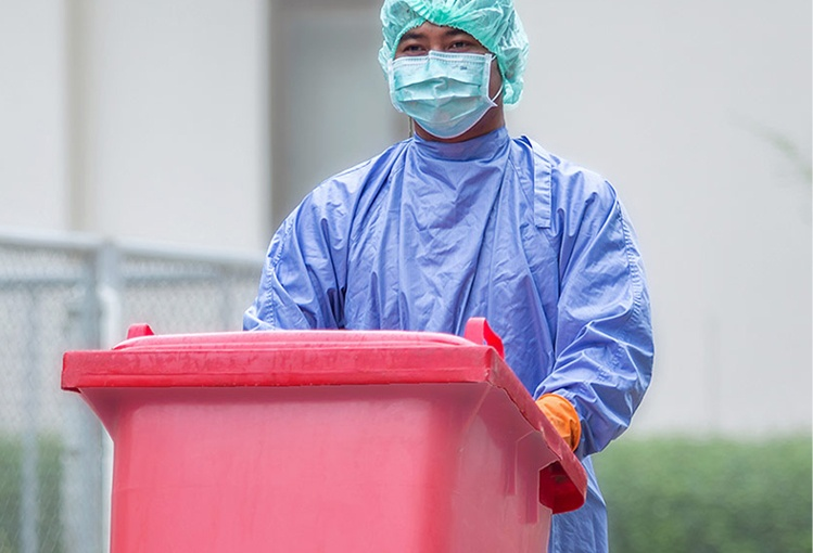Dallas, TX Medical Waste Disposal