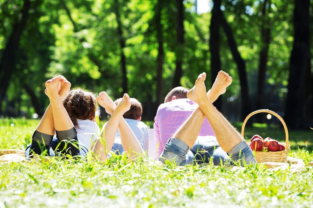 Happy family having weekend in summer park.jpeg